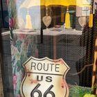 Route 66 in Zaragoza
