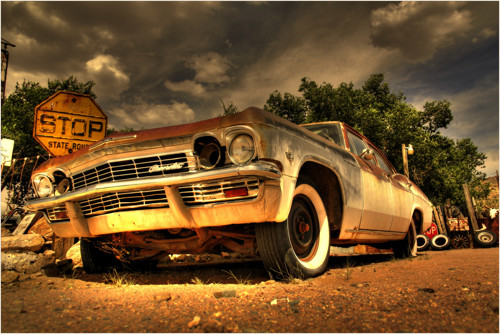 Route 66 Klassiker