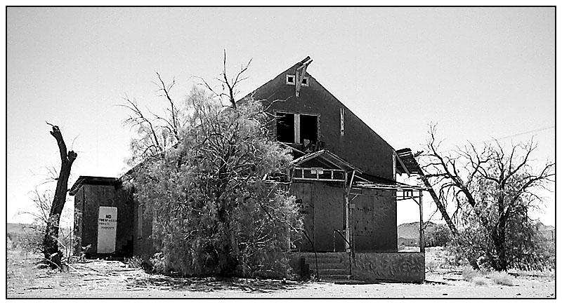 Route 66 - Ludlow Motel, California