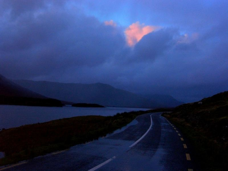 Route du Connemara