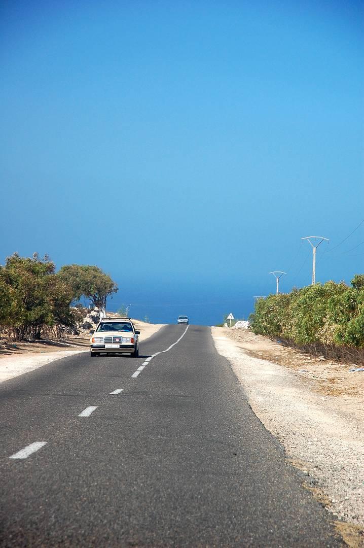 route Imessouan