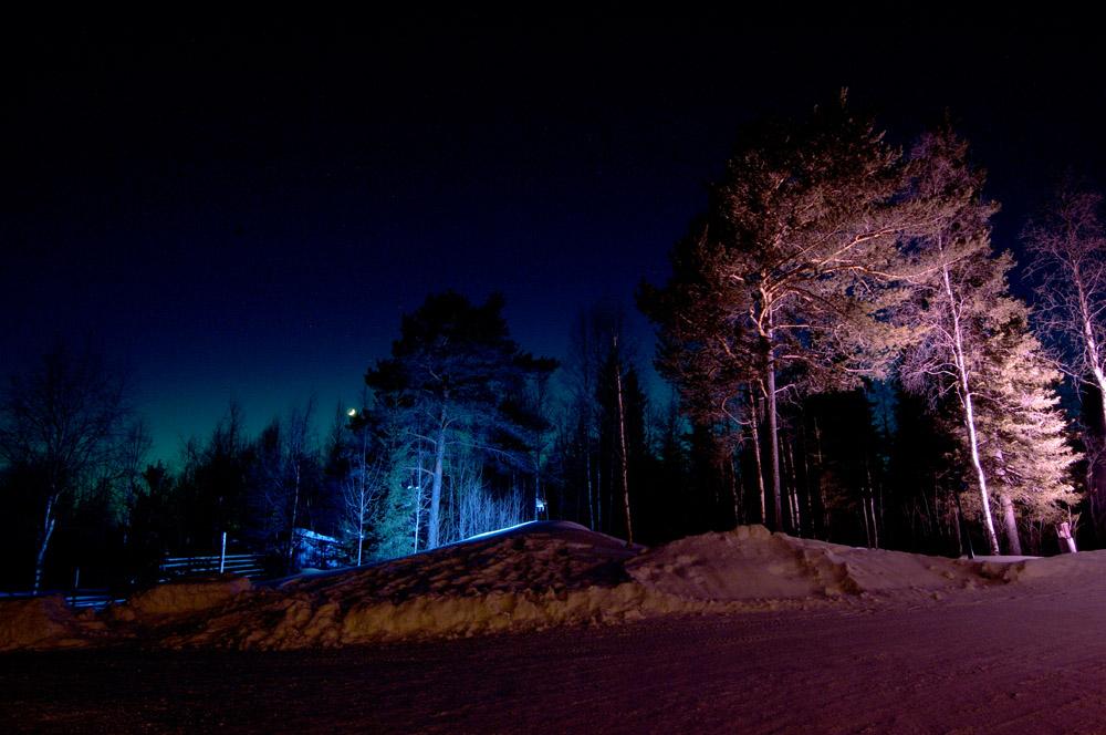 rovaniemi polar nights