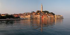 Rovinj am Morgen