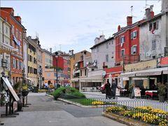Rovinj - In der Altstadt