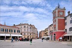 Rovinj - Marschall-Tito-Platz
