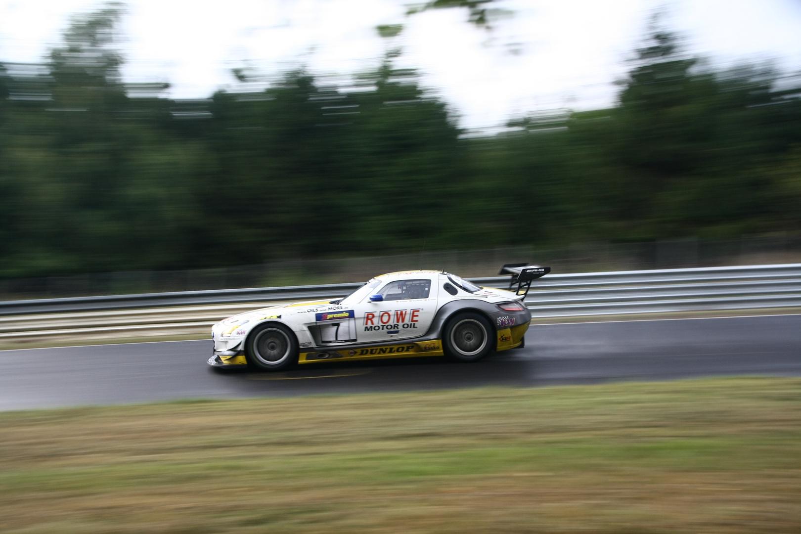 Rowe Racing SLS#7