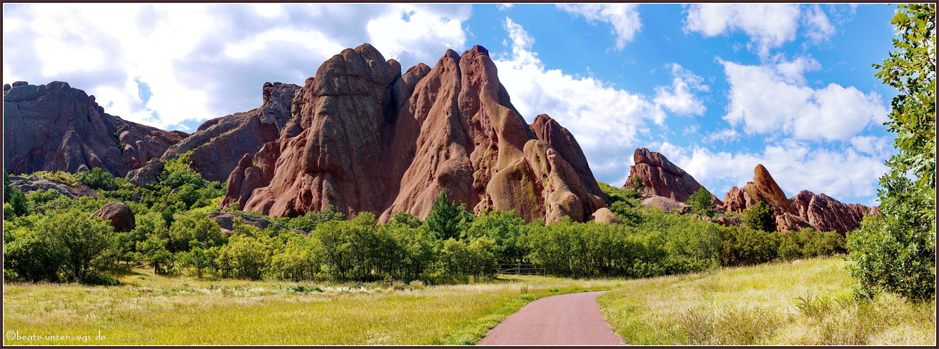 Roxborough SP