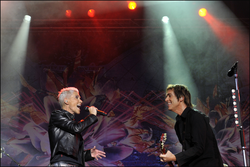 Roxette live in Leipzig