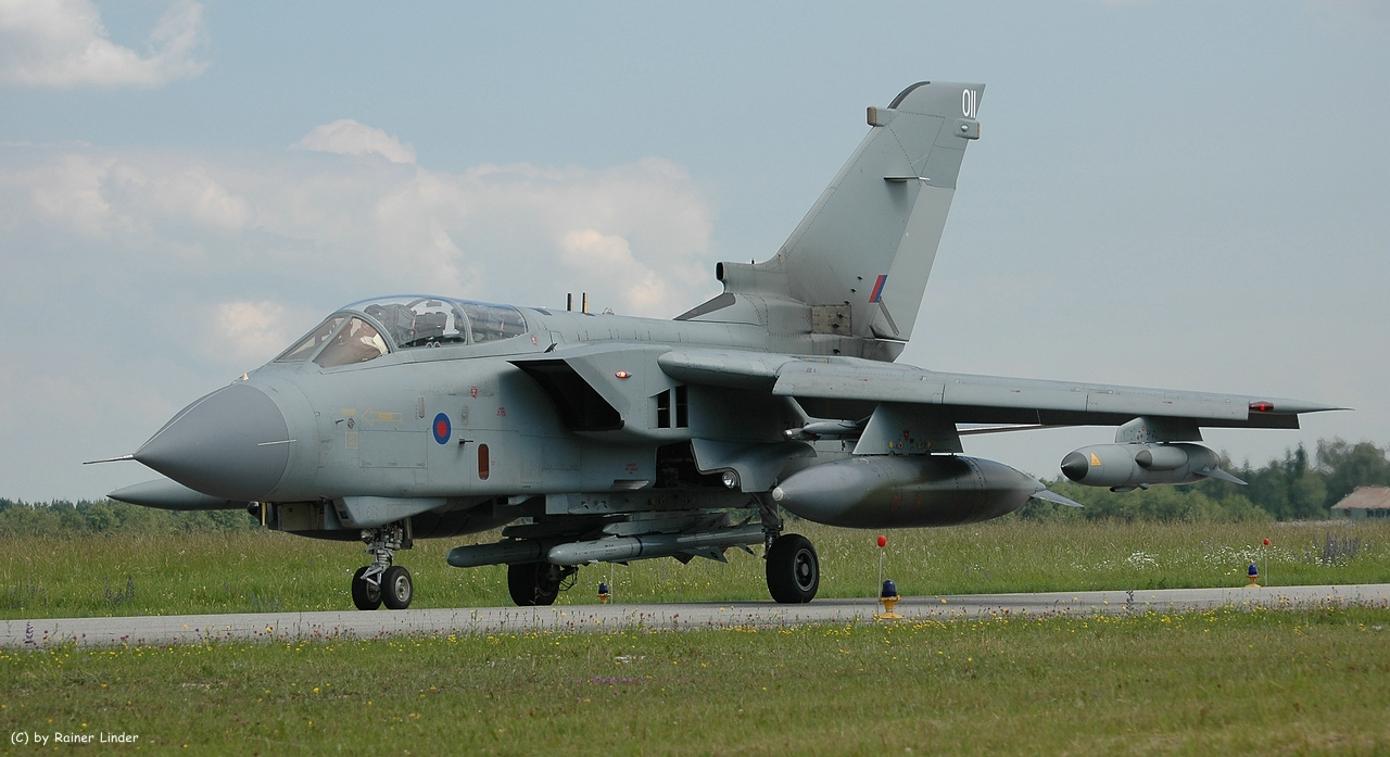 "Royal Air Force Tornado GR4 ""2"""