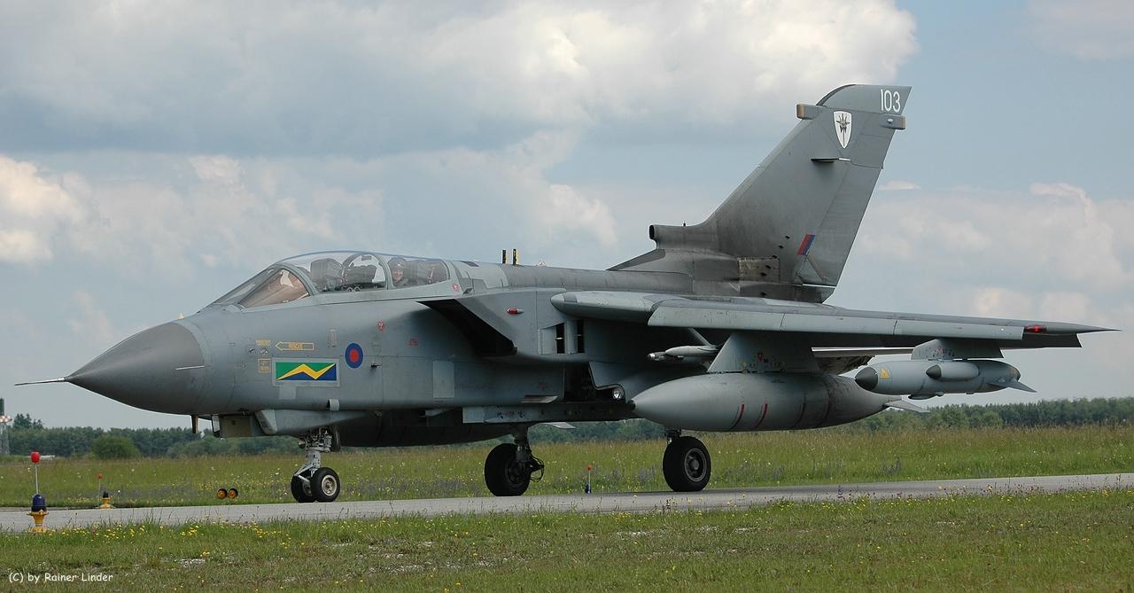 Royal Air Force Tornado GR4