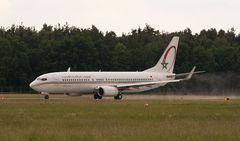 Royal Air Maroc (RAM) Boeing 737-8B6