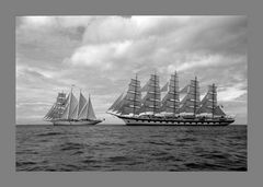 Royal Clipper meets Star Clipper sw