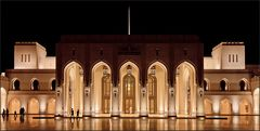 ~ Royal Opera House in Muscat ~