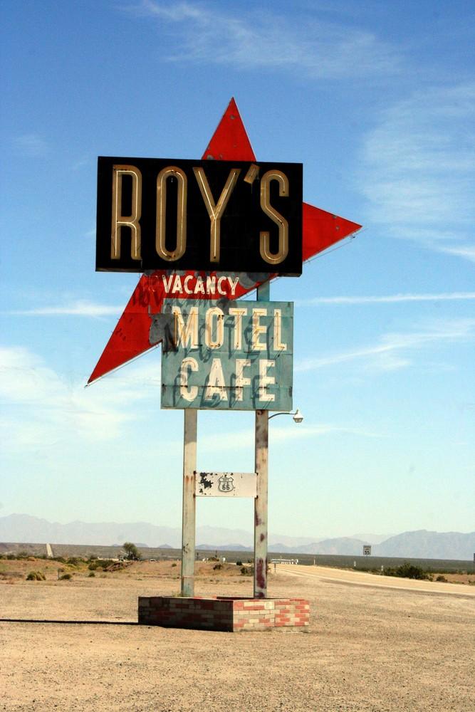 Roys Motel Route 66