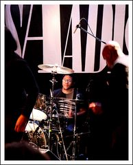 [ Rphl Sdq onStage / Funky Drummer drummin ]