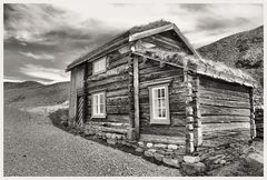 RØROS - das letzte Haus