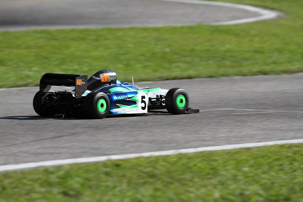 RS5 F1 Lostallo
