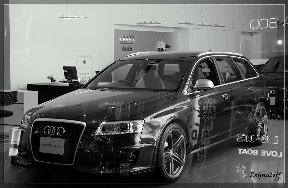 RS6-stärkste Serien-Audi aller Zeiten...