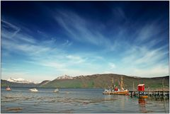 Røsvik in Nordland