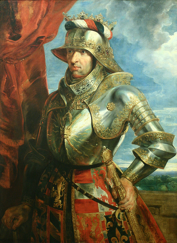 Rubens: Kaiser Maximilian I. (um 1618)