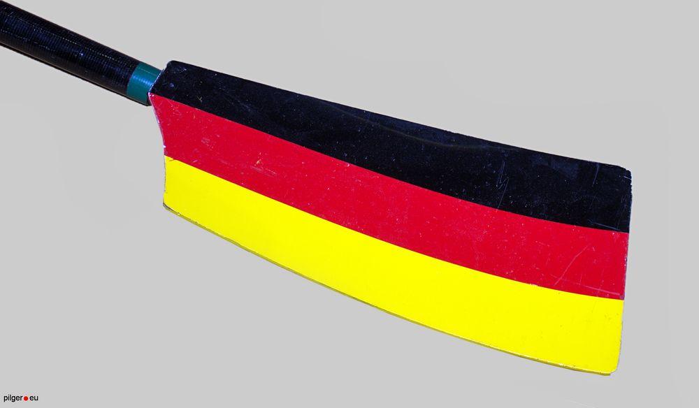 Ruderblatt