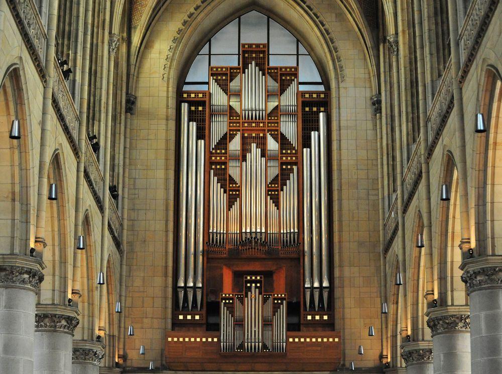 Rudigier-Orgel im Linzer Mariendom
