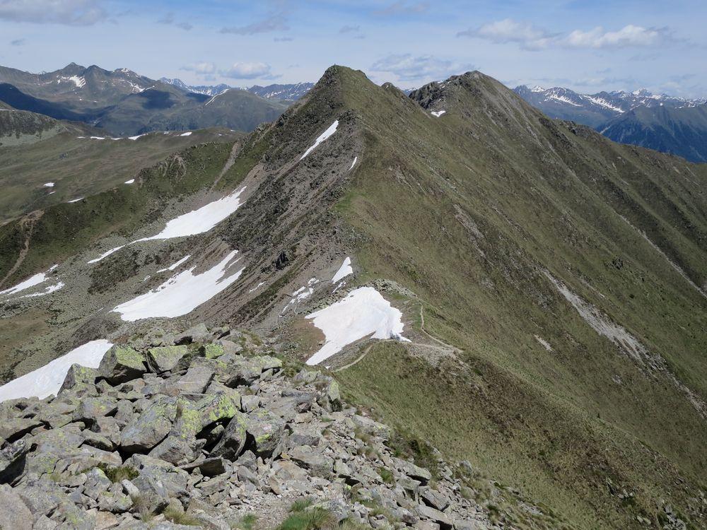 Rudlhorn, 2448 m