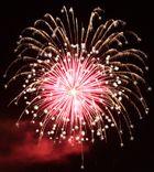Rudolstädter Vogelschießen - Feuerwerk (2)