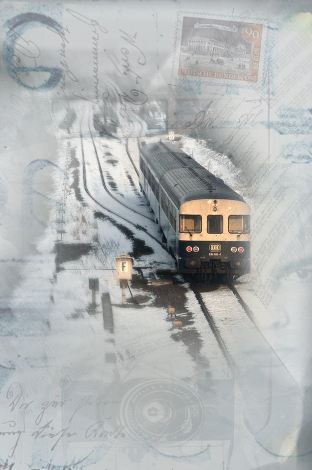 Rudy`s Train