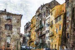 Rue de Bastia