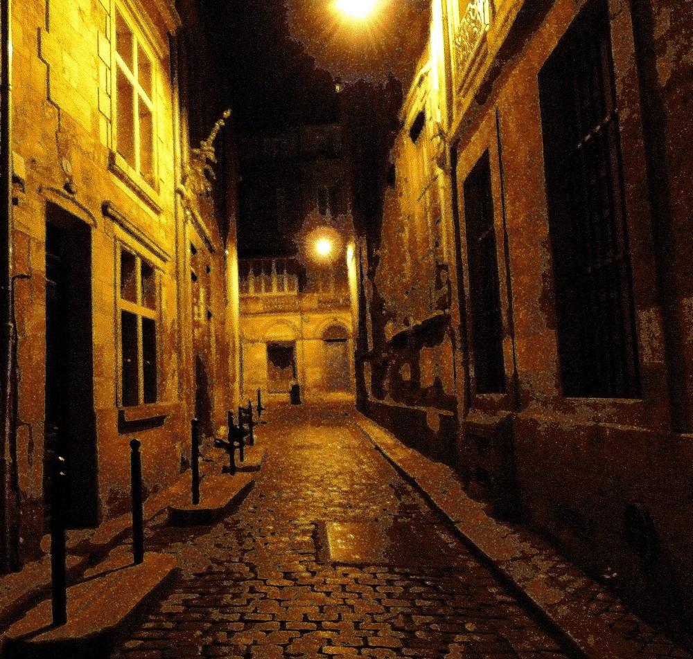Rue de Guérin, Bordeaux