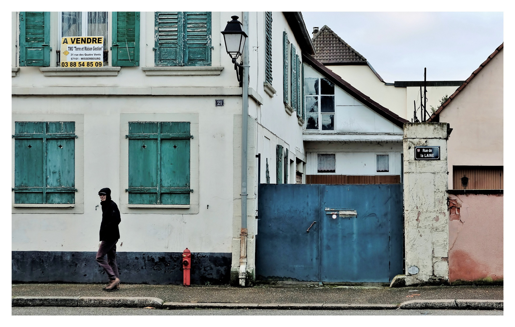Rue de la Laine