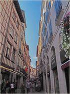 Rue de la Salie  --  Vieille ville de Bayonne