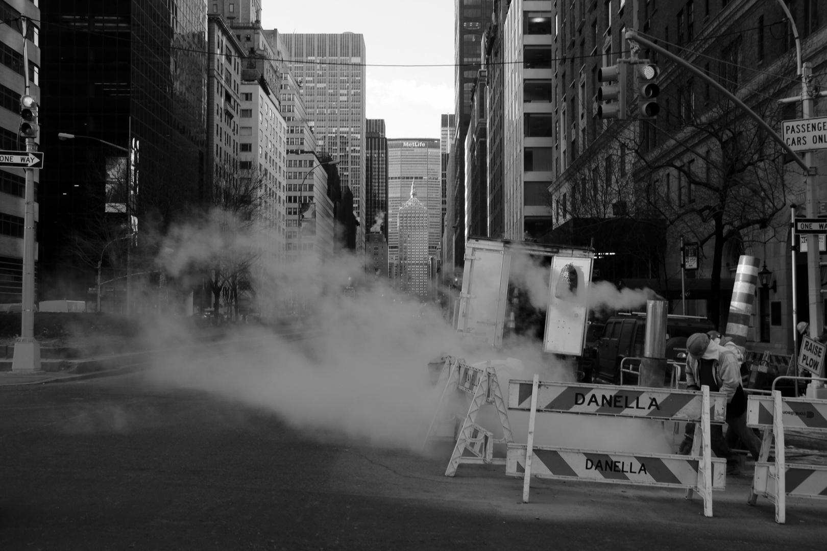 Rue de NYC
