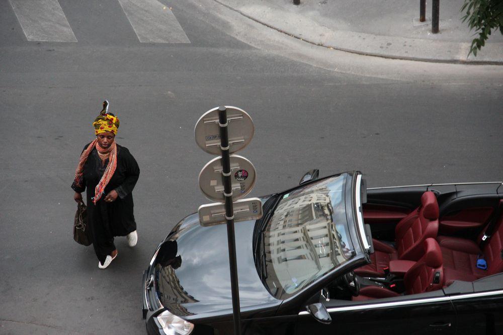 Rue du Château des Rentiers Paris XIII de Hélène Cée