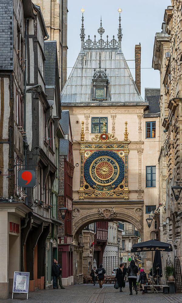 Rue du Gros Horloge