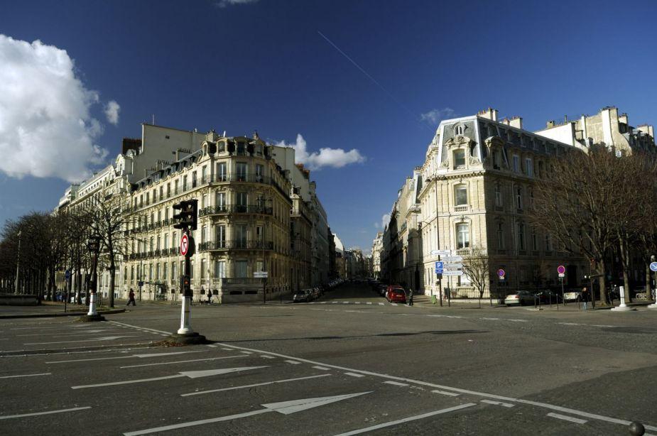 Rue François 1er - Paris