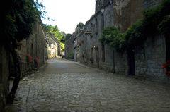 Rue St. Maurice - Locronan - Finistere (Bretagne)