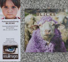 Rückblick BLICKE Nov15 Fotoausstellung Birkenfeld