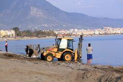 Rückwärts einparken ins Mittelmeer