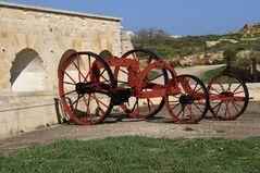RUEDA (FORTALEZA LA MOLA auf Menorca)