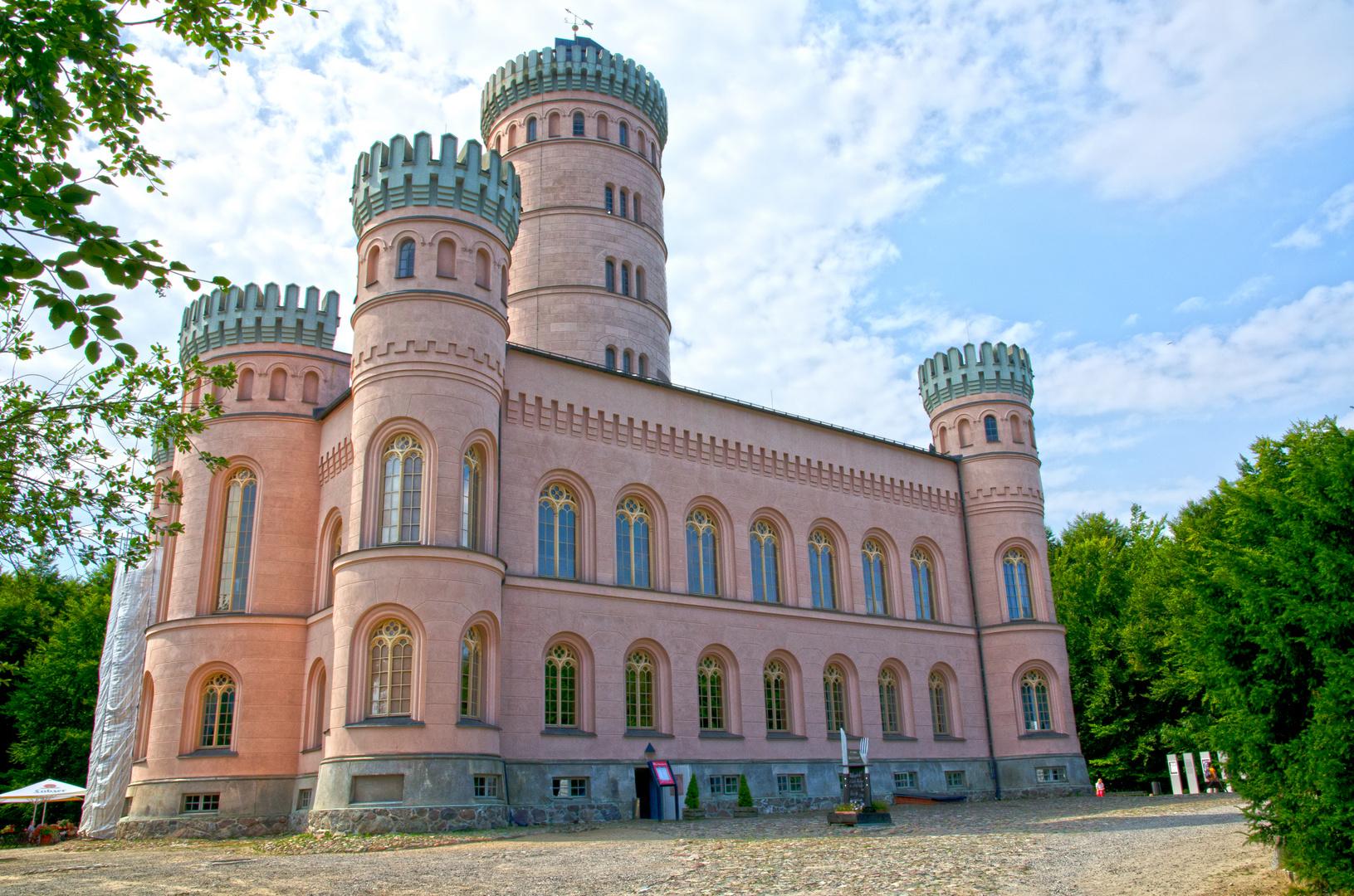 Rügen, Jagdschloss Granitz