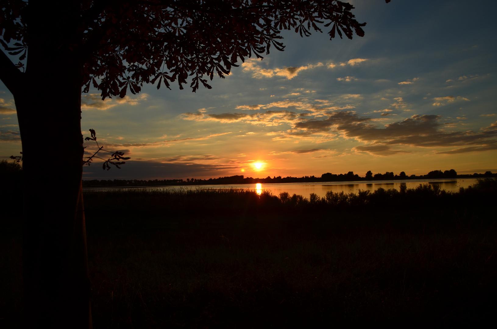 Rügen Sunset
