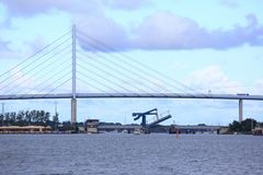 Rügenbrücke und Ziegelgrabenbrücke