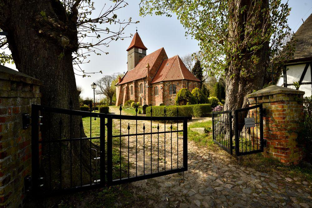 Rügener Kirche