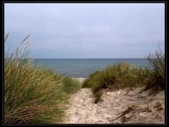 Rügener Strand-Impression