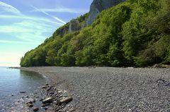 Rügens Steilküste