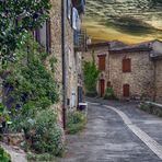 Ruelle de Beaudinard sur Verdon