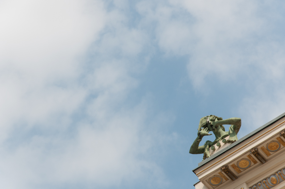 Ruf in den Himmel - Scream into the sky