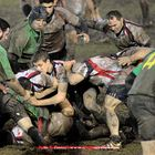 Rugby.